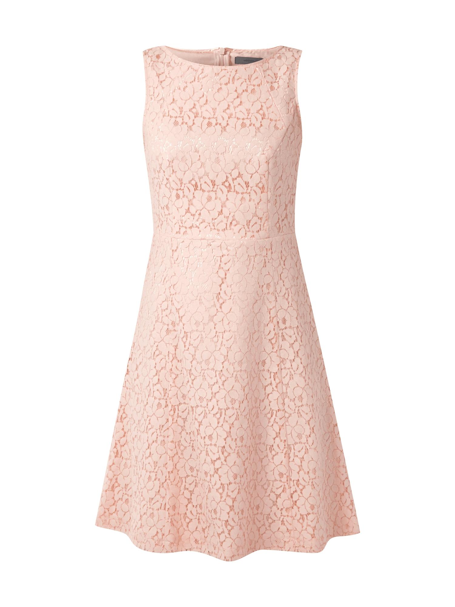 adc7617e757a0e Montego Kleid aus floraler Spitze Damen Kleid Blumen lace Baumwolle ...