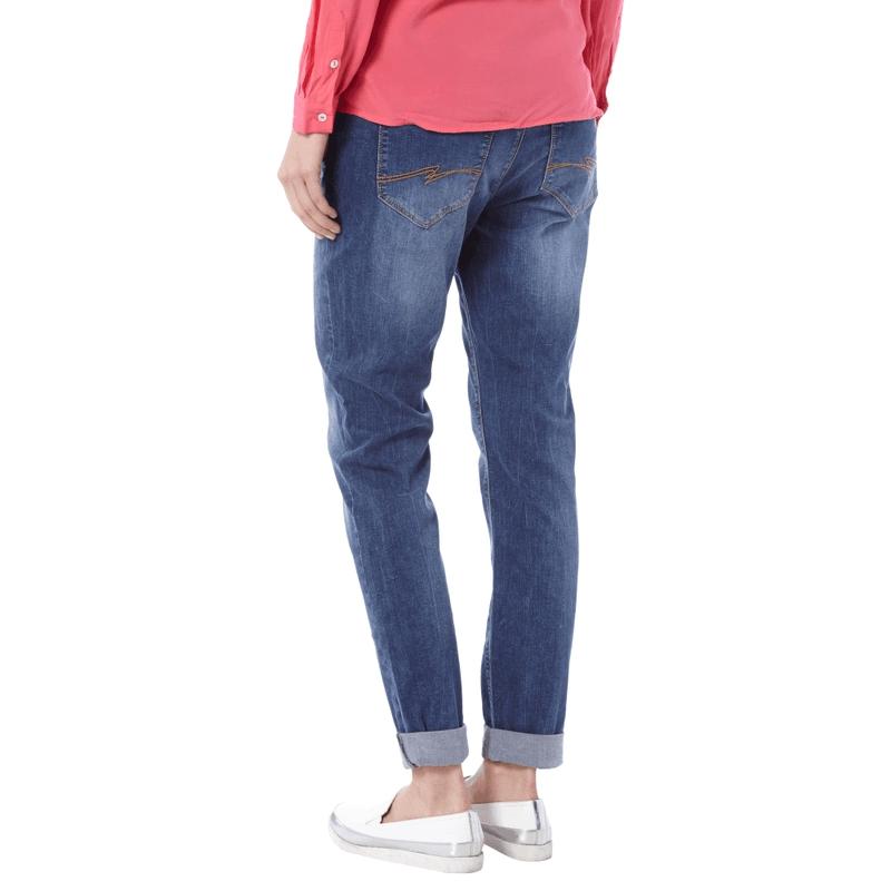 street one damen low waist jeans stone washed look loose. Black Bedroom Furniture Sets. Home Design Ideas